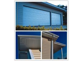 Двери гаража и водосточные системы